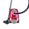 Arielli AVC-306DR Bagged Vacuum Cleaner 800W 4Ltr Red