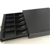 Cash Drawer JY-425A Front-Opening Black