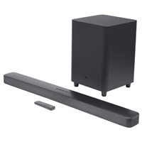 JBL BAR5.1 Soundbar 510W 5.1-Channel 4K Ultra-HD Bluetooth Wireless-Subwoofer