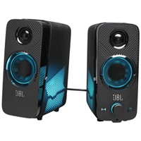 JBL Quantum Duo 2.0 Speakers with Built-in Bluetooth