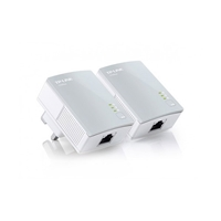 TP-LINK TL-PA4010KIT Nano Powerline Starter Kit Adapter 600Mbps AV600
