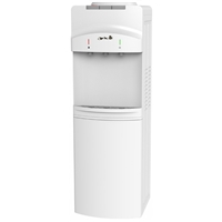 Arielli AWD-1129B Water Dispenser Overhead-Intake Electric-Cold(70W)/Hot(620W) White Cold/Hot/Room-Temperature
