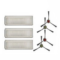 Ecovacs Deebot 300/N78 Accessory Pack 4* Side-Brushes & 3* High-Efficiency-Filter (DN78-KTA)
