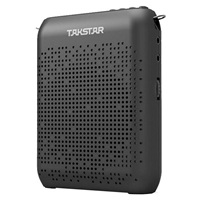 Takstar E220 Portable Mini Amplifier with Built-in MP3-Player & Bluetooth Black