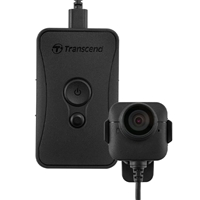 Transcend DrivePro Body 52 FHD 30fps Body Camera 32GB-Internal-Memory
