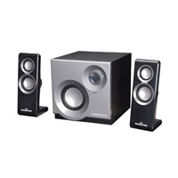 Manhattan 3050 2.1+Subwoofer Black Speakers 161701