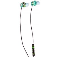 MH In-Ear Full-Stereo Headph. with In-Line Control,Microph.-Noise-Isolating Silicone Tips, Cellular 178327