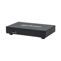 Manhattan 207829 HDMI Extender Spliiter 4-Port FHD-Video Lossless-Audio up-to-50m