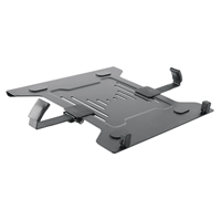 Manhattan 461498 Vesa Mount Tray Holder for Notebook - Desk-Stand not included