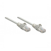 UTP Patch-Lead Cat6 0.25m Grey RJ45 Network Cable Intellinet 739900