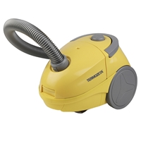 Termozeta Pocket 6000 Bagged Vacuum Cleaner 800W 1.2Ltr Yellow (72706G)