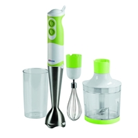Termozeta Faccio-Io Hand-Blender 3in1 500W Jug 0.6Ltr Blender/Whisker/Chopper 2-Speed (76011)