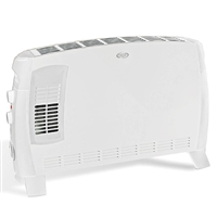 Argo JAZZ T Floor Convection Heater with Timer 2000W White (191061054)
