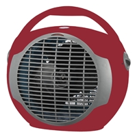 Argo VERTIGO COLOR Fan Heater 2000W Bordeaux (191070179)