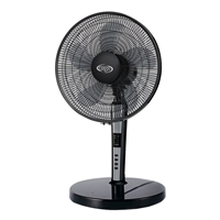 Argo TABLO BLACK 40cm Plastic-Blades 55W 3-Speed 3-mode Desk Fan w/Remote