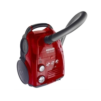Hoover Sensory 2-in-1 Bagged&Bagless 700W Vacuum Cleaner Red H39001489