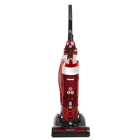 Hoover Hurricane Power Upright Bagless Vacuum Cleaner A++ 850W Black-Red H39100462