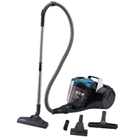 Hoover Breeze Compact Bagless Vacuum Cleaner A 700W 5mtr Black-Blue H39001482