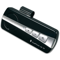 CellularLine DUALPHONECARKIT2 Bluetooth Hands-Free Car Kit