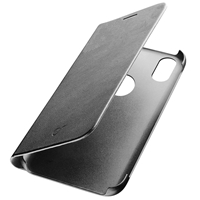 Cellularine BOOKXIAOMIA2LK Black Book Case for Xiaomi Mi A2 Lite