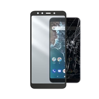 Cellularline TEMPGCABXIAOMIA2K Tempered Glass for Xiaomi Mi A2