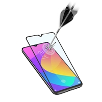 Cellularline TEMPGCABXIAOMI9LTK Tempered Glass for Xiaomi Mi 9 Lite