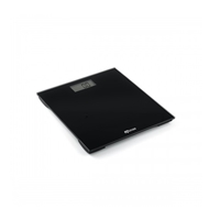 Termozeta BiBi Personal Weighing Scale Glass Black 180Kgs (85855N)