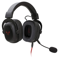 Riotoro Aviator Gaming 7.1 USB Noise-Canceling Headset with Mic Compatible with PC/Playstation/Xbox/Mobile