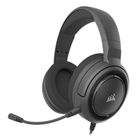 Corsair CA-9011195-EU HS35 GAMING Headset with Microphone Black