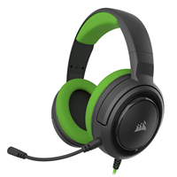 Corsair CA-9011197-EU HS35 GAMING Headset with Microphone Green