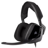 Corsair CA-9011205-EU Void Elite RGB GAMING USB Stereo Headset with Microphone Carbon Black