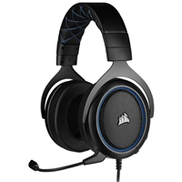 Corsair CA-9011217-EU HS50 Pro Stereo GAMING Headset with Microphone Black/Blue