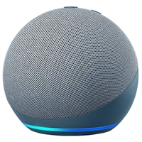 Amazon Echo Dot 4th Gen Bluetooth Smart Speaker with Alexa Twilight-Blue