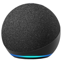 Amazon Echo Dot 4th Gen Bluetooth Smart Speaker with Alexa Charcoal