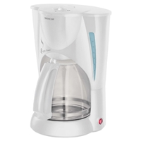 Coffee Maker White SCE5000WH with Large 2.1L Jug