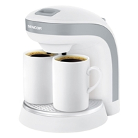 Coffee And Tea Maker White SCE2000WH With Two Free Porcelain Mugs