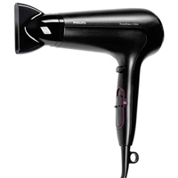 Philips HP-8230/00 Hair Dryer 2100W ThermoProtect Cool-shot Concentrator Black
