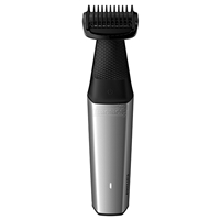 Philips BG5020/15 Body Groomer with Trimmer Showerproof Cordless with BackAttachment Black