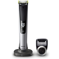 Philips QP6520/20 OneBlade Pro Body Groomer Trim, Edge, Shave Waterproof Recharchable