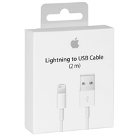 Apple Lightning to USB 2M Cable MD819ZM/A