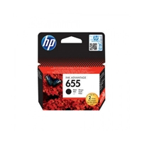 HP 655 (CZ109AE) Black Ink Cartridge