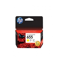 HP 655 (CZ112AE) Yellow Ink Cartridge