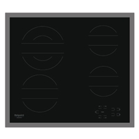 Hotpoint-Ariston HR-642-X-CM Built-in Ceramic Hob 4*Burner Touch-Control (H4.6xW58xD51 cm)