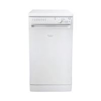 Hotpoint-Ariston LSFB7B019EU Dishwasher 10-Sets 45cm A+ White 7-Program Digital-Display (H85xW45xD60 cm)