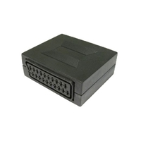 Scart Adapter - Scart-M to Scart-F Flexicon 22.0380