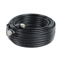 Security Cable for Camera RG59+Power 20m Terminated