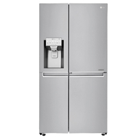 LG GSJ960NSBZ Fridge/Freezer Side-By-Side Door-In-Door 601Ltr (405L+196L) (H179xW91.2xD73.8 cm) A++ No-Frost Silver Water/Ice-Dispenser