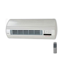 Tesy KPT2000D Convection Heater + Remote 2000W Wall-Mountable