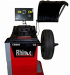 Rhino CB600 Total Automatic Data Input Wheel Balancer