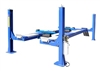 Tuxedo FP14KO-A 14,000 lb Four Post Alignment Lift - Open Front - Cable Driven